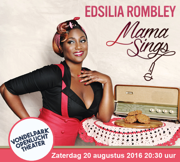 Edsilia Rombley - Mama Sings