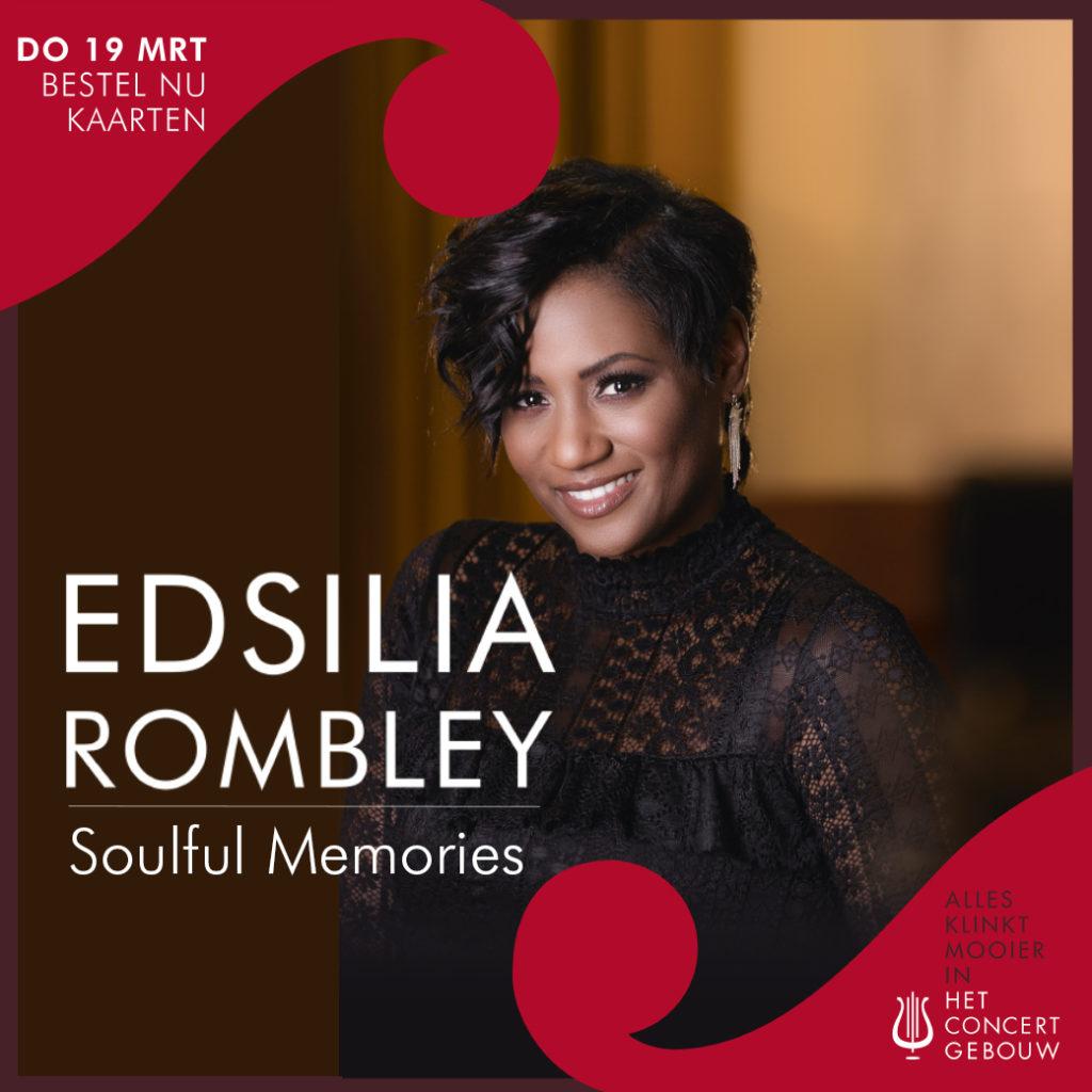 Edsilia Rombley | Soulful Memories